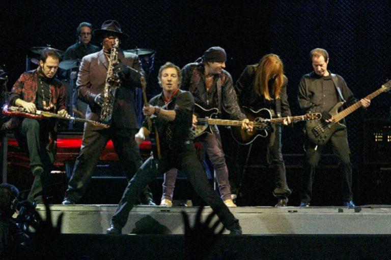The E Street Band