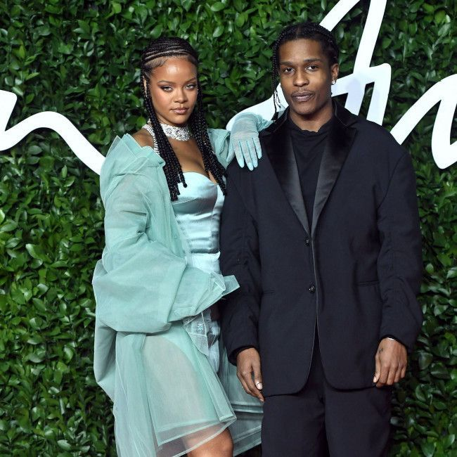 Rihanna And A$AP Rocky Are Dating