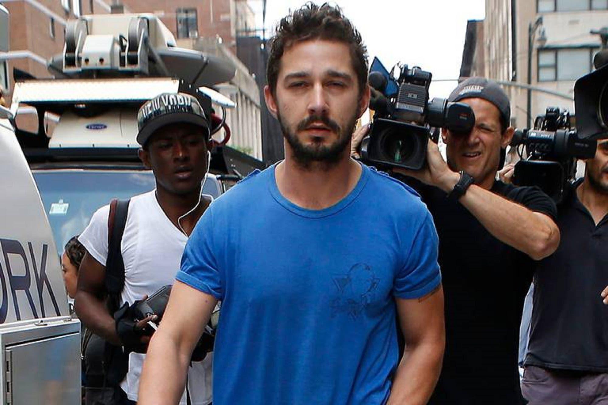 Shia LaBeouf was booted off Oliva Wildes next due to 'poor behaviour