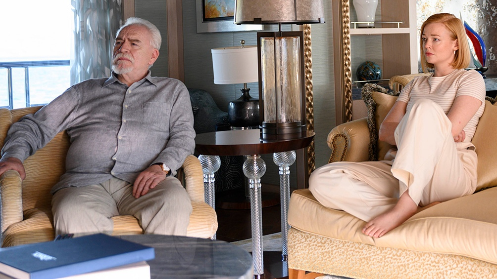 Succession, one of the successes that returns in 2021.
