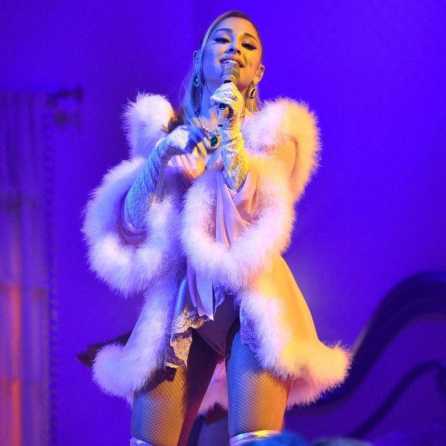 Ariana Grande announces release of Netflix concert movie