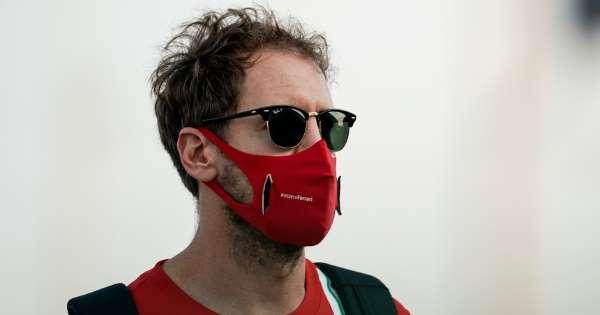 That singing feeling as Sebastian Vettel brings curtain down on Ferrari career