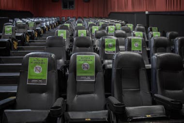 Argentine cinemas will remain closed until January 31 and there is concern in the sector