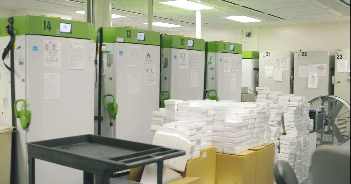 COVID-19 vaccine arrives in Utah