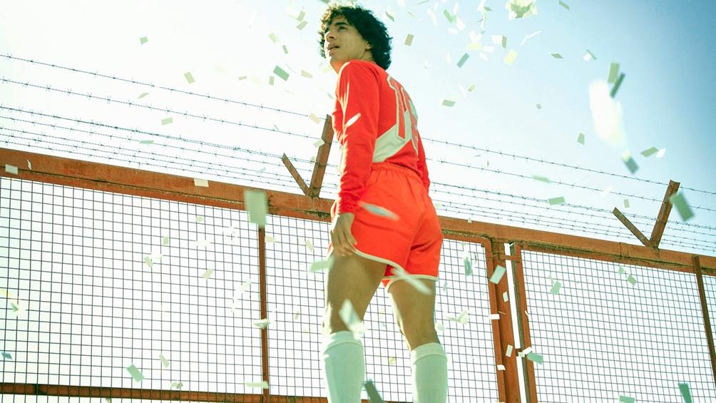 The life and magic of Diego Maradona become a miniseries.
