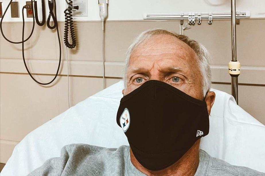Australian great Norman in hospital with COVID-19 symptoms