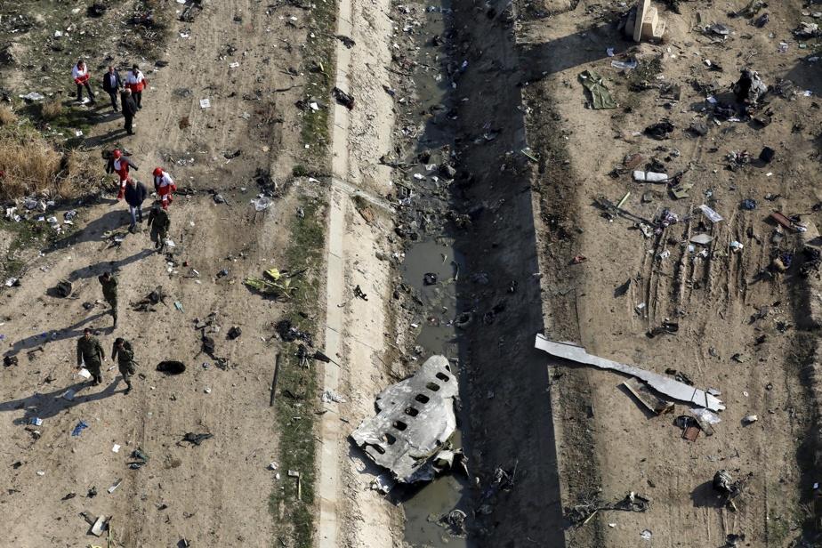 Iran provides United States $ 150,000 to each family of Ukrainian plane crash victims
