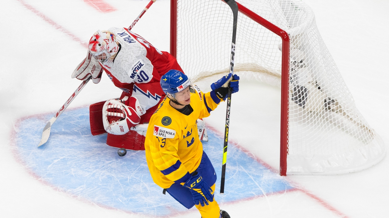 Russian Federation lose 2-0 against the Czech Republic
