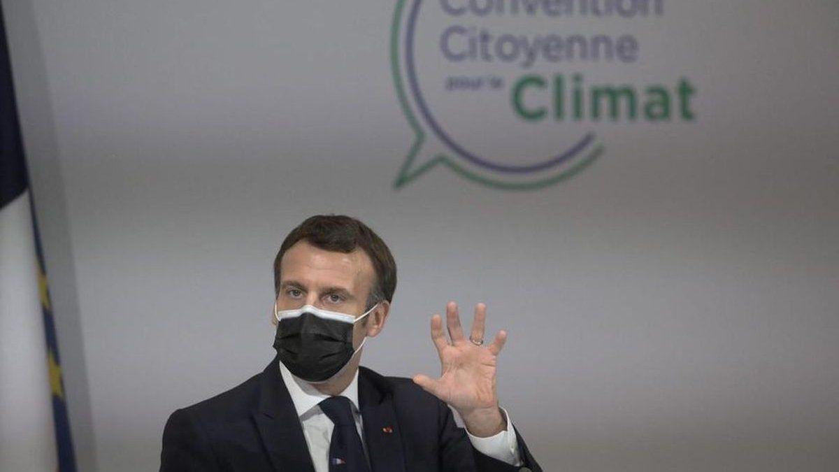 Emmanuel Macron has coronavirus