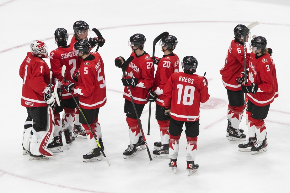 Czechs push Canadians to the limit in world junior quarter-final