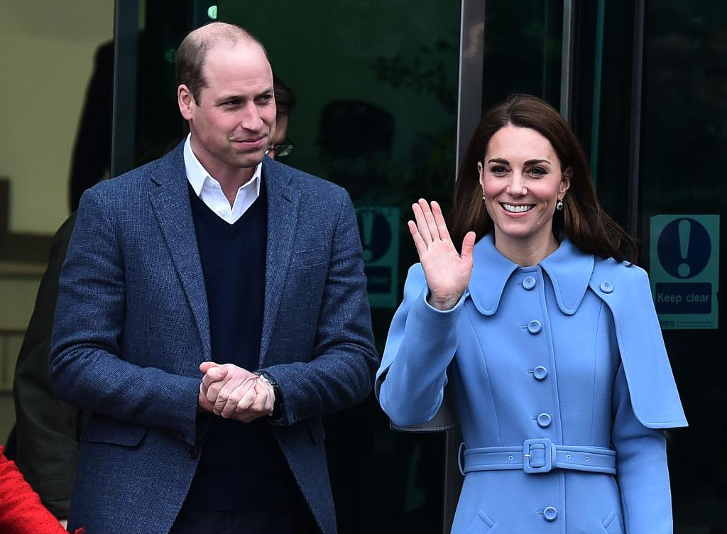 Prince William and Kate Middleton are expanding their family!