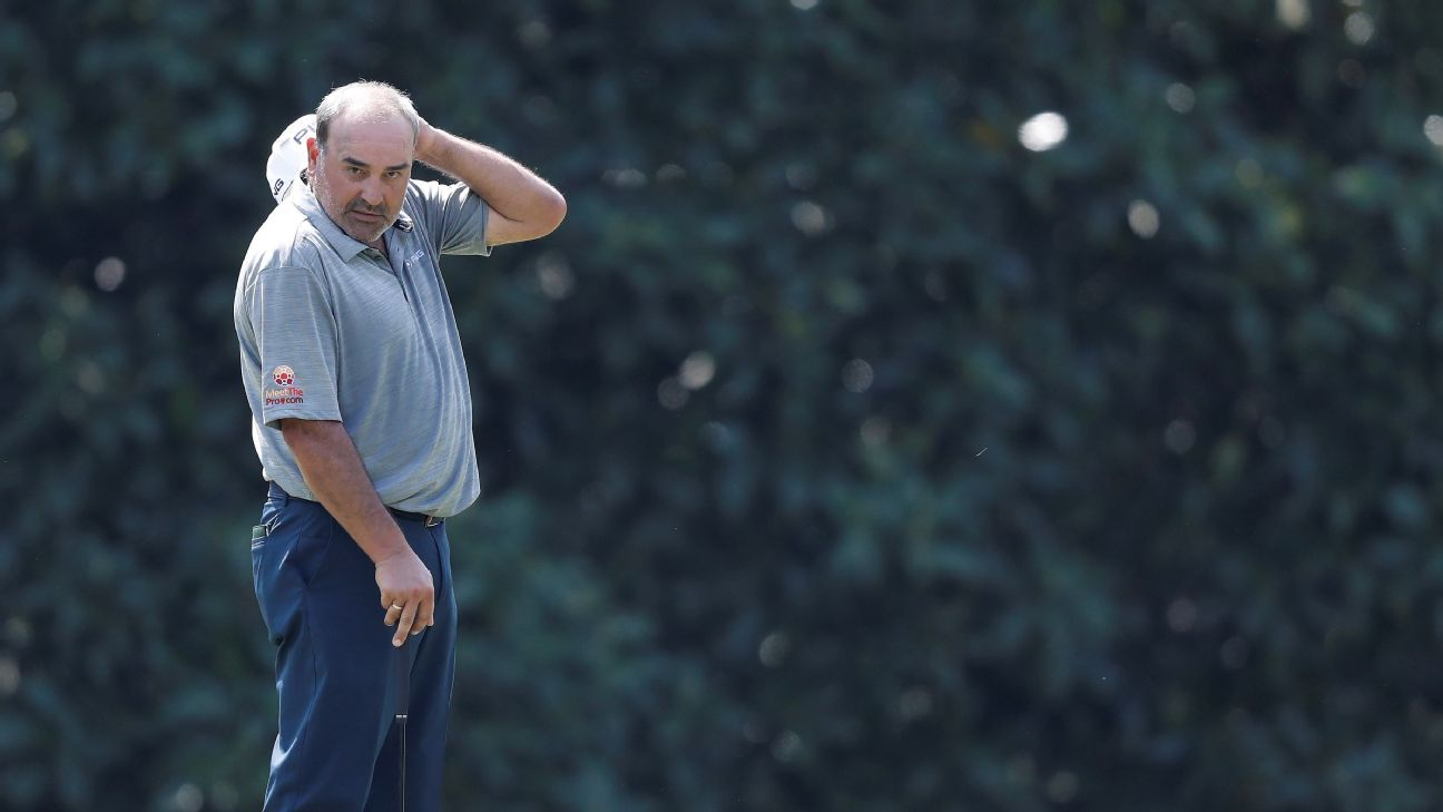 Golfer Angel Cabrera Has Fallen a Long Way From His Masters Victory