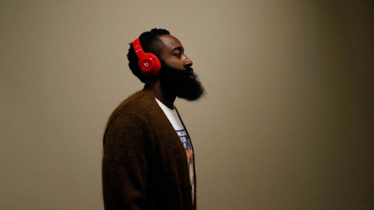 Harden posts triple double in National Basketball Association debut with Brooklyn Nets