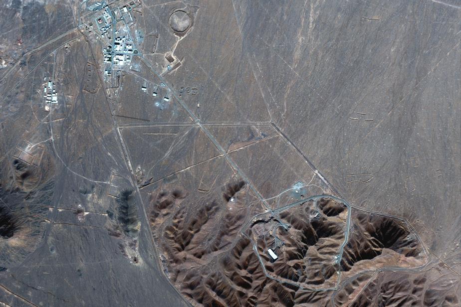 Iran tells IAEA it plans to enrich uranium up to 20pc