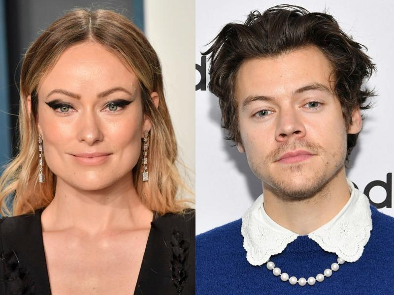 Harry Styles and Olivia Wilde are dating?