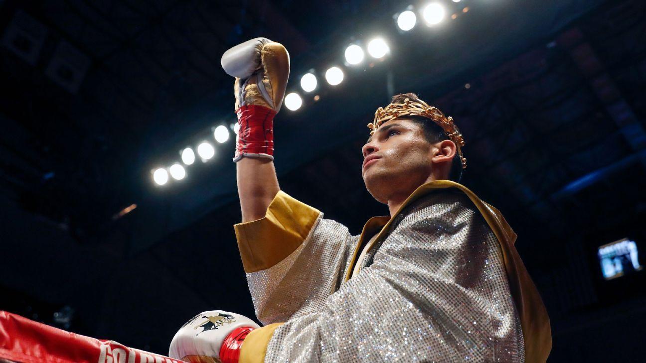 Ryan Garcia prepared to fight Conor McGregor in MMA switch