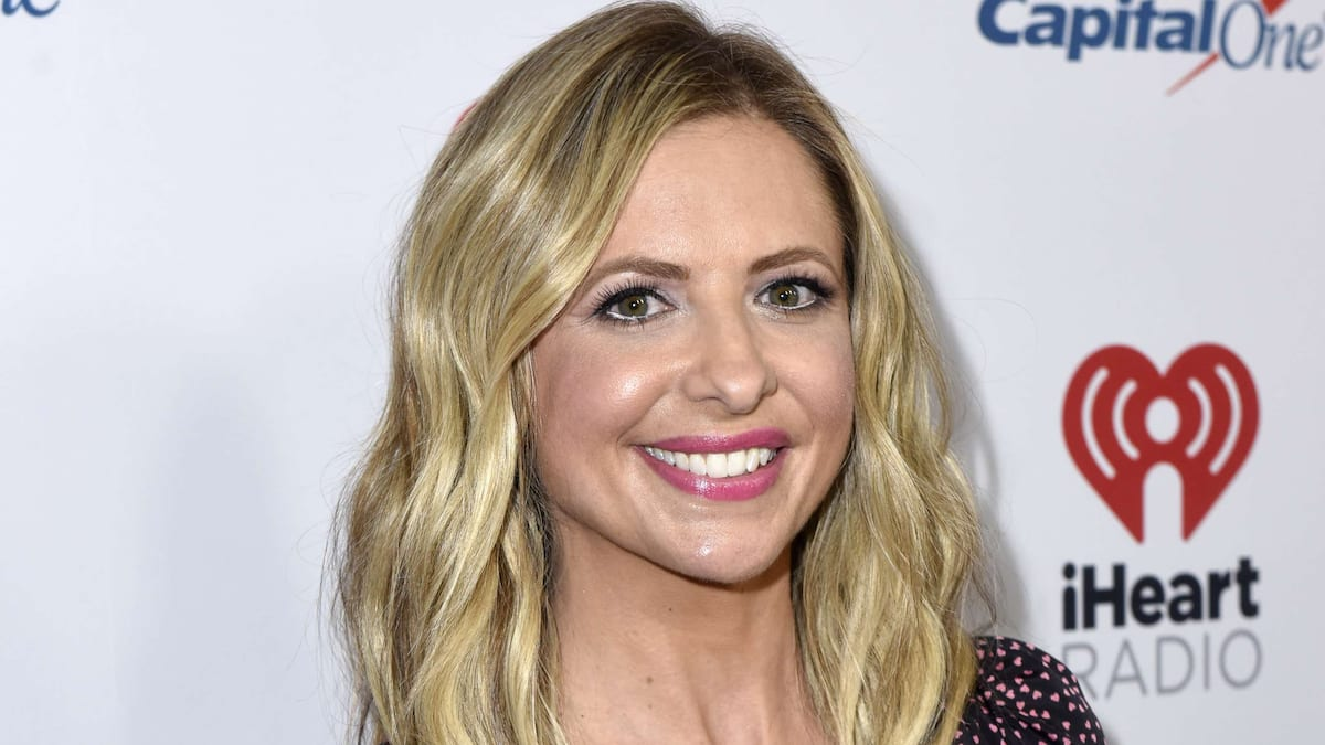 Sarah Michelle Gellar pays tribute to Buffy on her 40th birthday