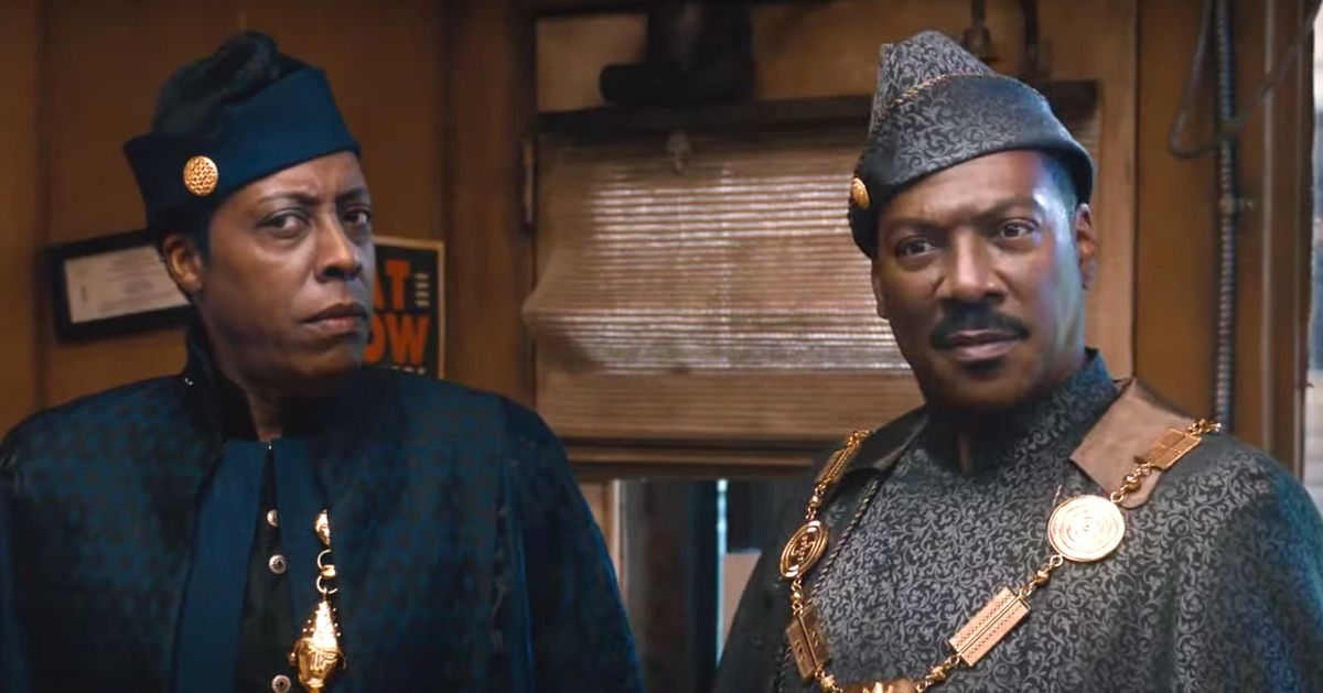 Take a trip to Zamunda with new Coming 2 America trailer