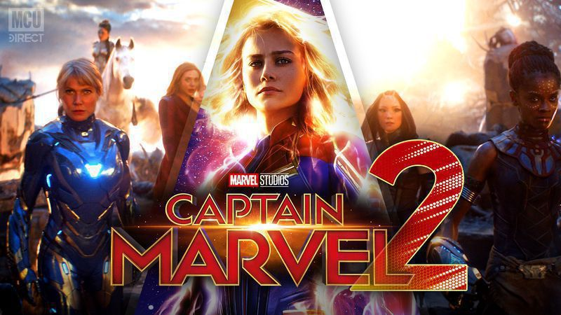 Captain Marvel 2: Everything Known So Far