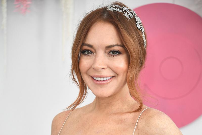 Lindsay Lohan Returns To Music With A New Single