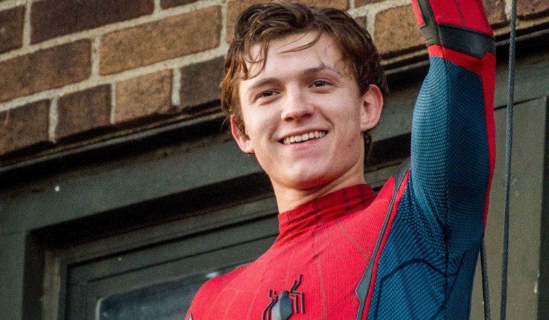 Sony no estaba convencido de que Tom Holland sea Spider-Man