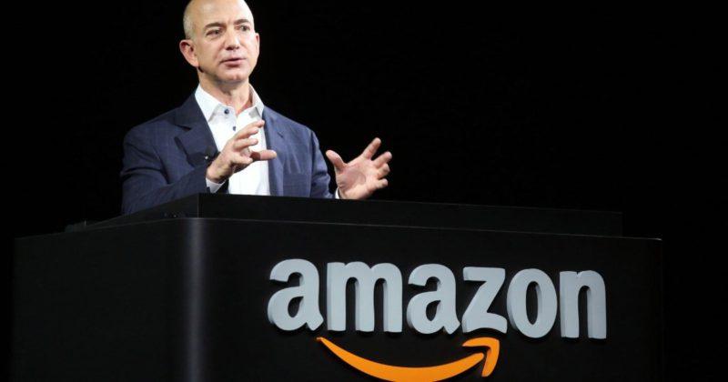 Jeff Bezos says goodbye as CEO of Amazon on July 5