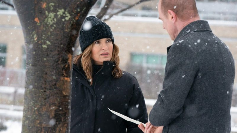 Law & Order: SVU: What's in the letter Elliot Stabler gave to Olivia Benson?