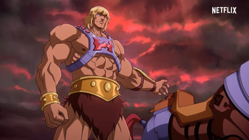 Epic trailer Masters of the Universe: Revelation that already has a release date on Netflix