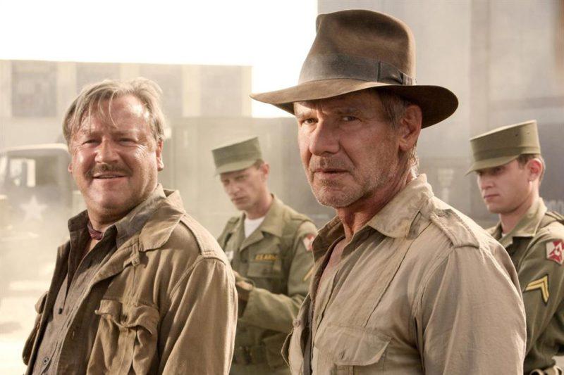 Harrison Ford is injured on set of Indiana Jones 5