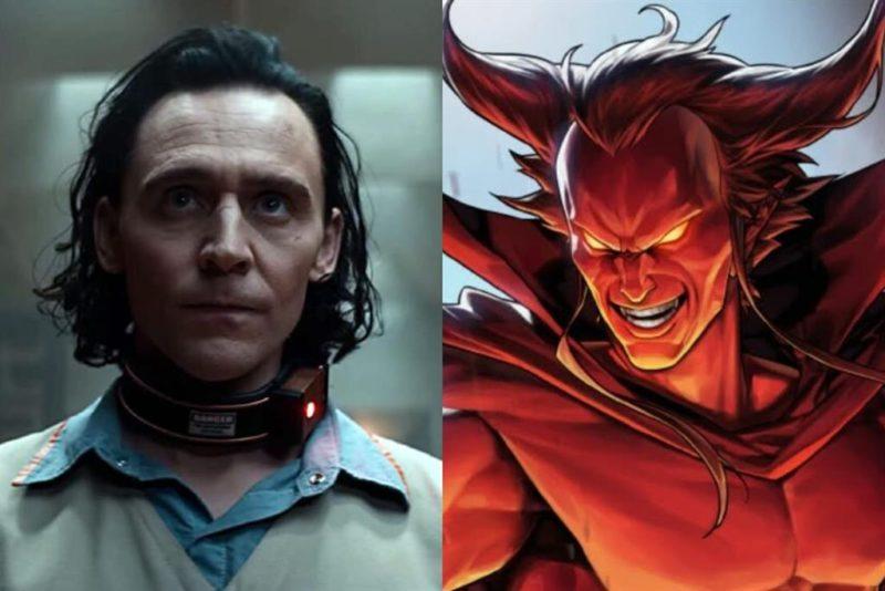 Is Mephisto the great villain of Loki?