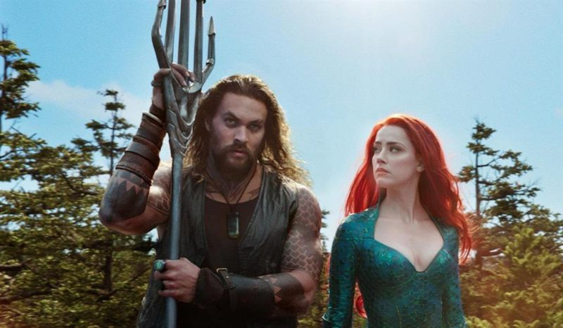 James Wan reveals official Aquaman 2 title with Jason Momoa and Amber Heard