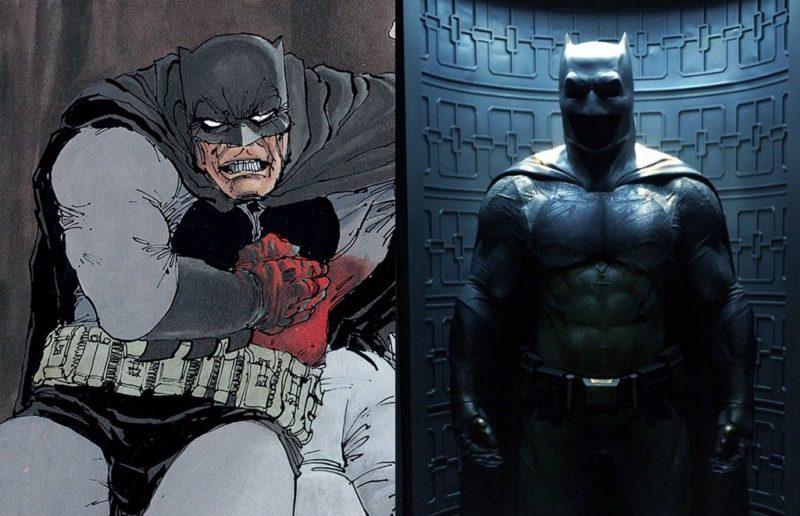 Justice League: Zack Snyder Reveals His Favorite Batman Suit