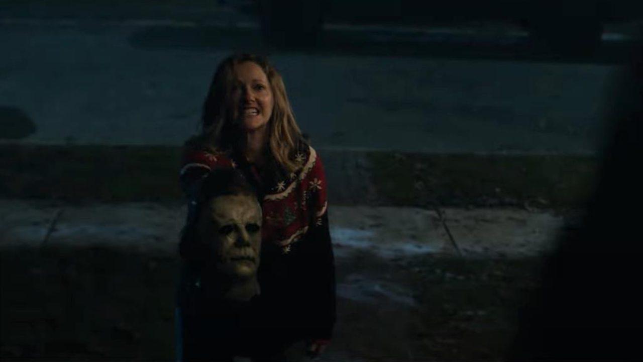Michael Myers unmasked in bloody Halloween Kills trailer - Inspired Traveler