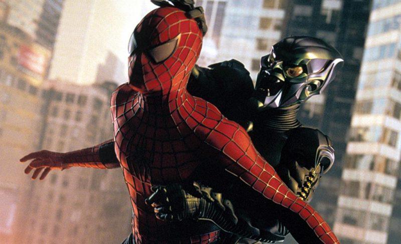 """""""Spider Man"""" (2002)"""