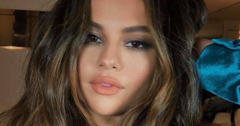 Selena Gomez with a new look, presents a spectacular platinum blonde