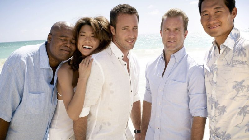 Hawaii Five-O: Which Actor From The Famous CBS Series Met His Wife On Set