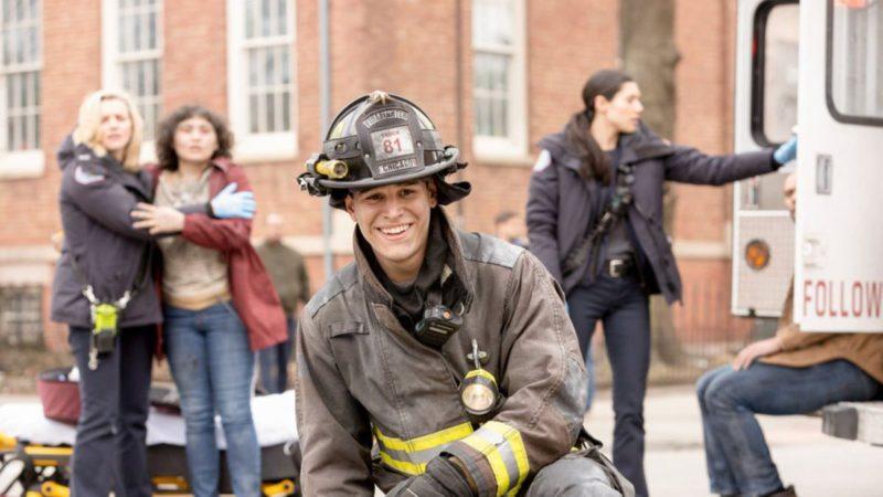 Chicago Fire Season 10: What will happen to Blake Gallo in the next season