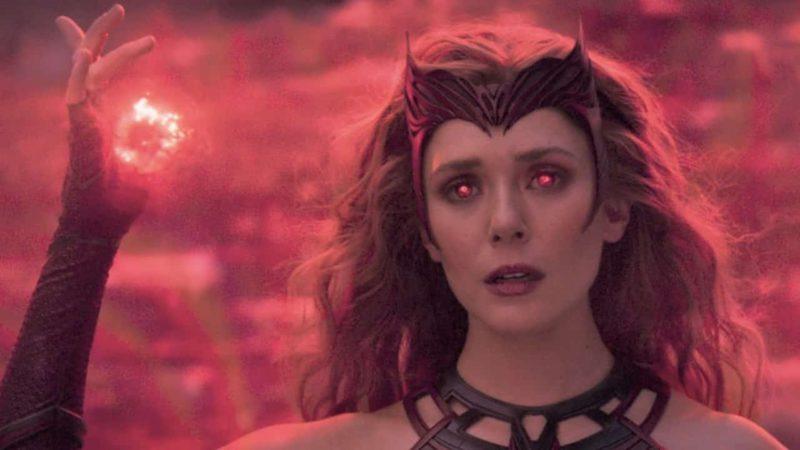 Doctor Strange en el multiverso de la locura será la película más aterradora de Marvel según la estrella, Elizabeth Olsen.