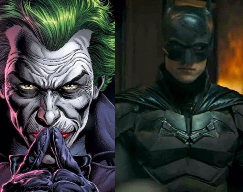 Joker's appearance in Robert Pattinson's The Batman leaked