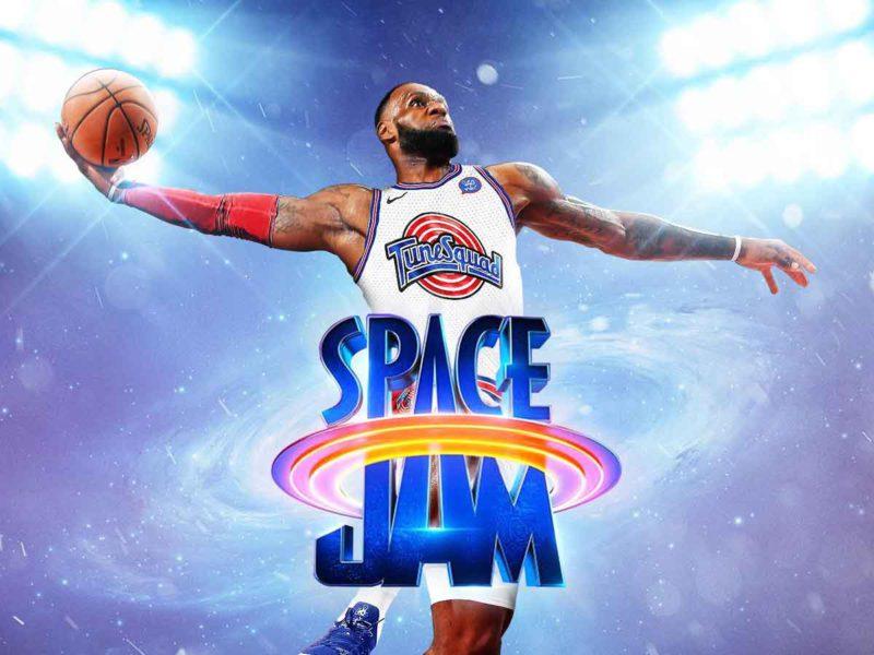 """LeBron James responde a los """"haters"""" de Space Jam: Nuevas leyendas"""