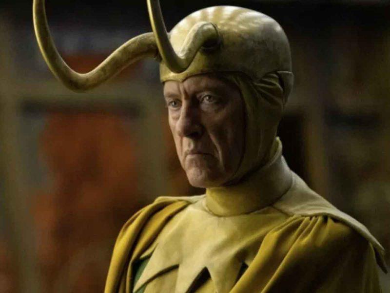 A Richard E Grant no le gustaba su traje de Loki