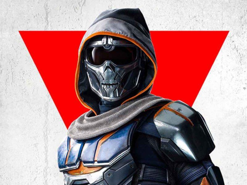Taskmaster es una fuerza imparable a la que se enfrentará Viuda Negra