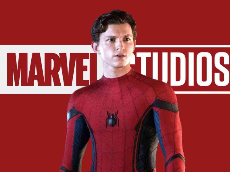 Tom Holland apunto de firmar un súper contrato con Marvel Studios