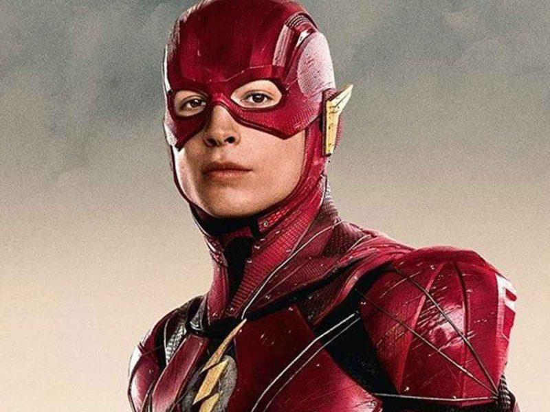 Warner Bros se prepara por si tiene que sustituir a Ezra Miller como Flash