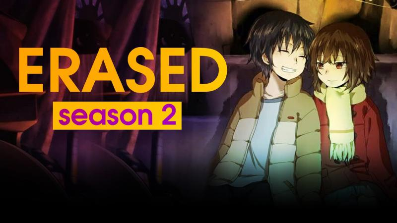 Erased Season 2: Release Date, Cast, Plot and Other Details
