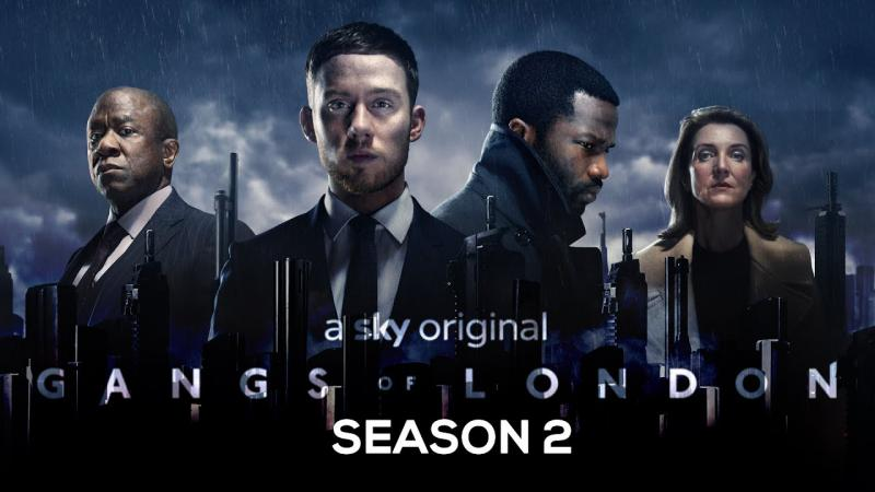 Gangs of London Season 2 production halted due to COVID case