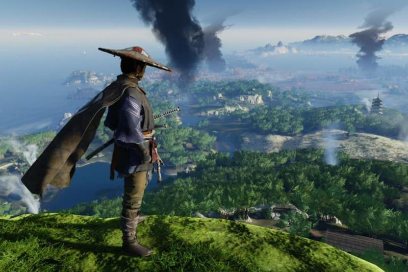 Ghost of Tsushima PC release speculation by fans