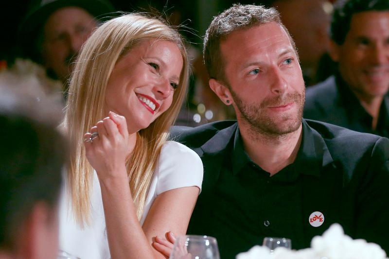 "Gwyneth Paltrow Thinks of Ex-Husband Chris Martin as a ""Brother"""