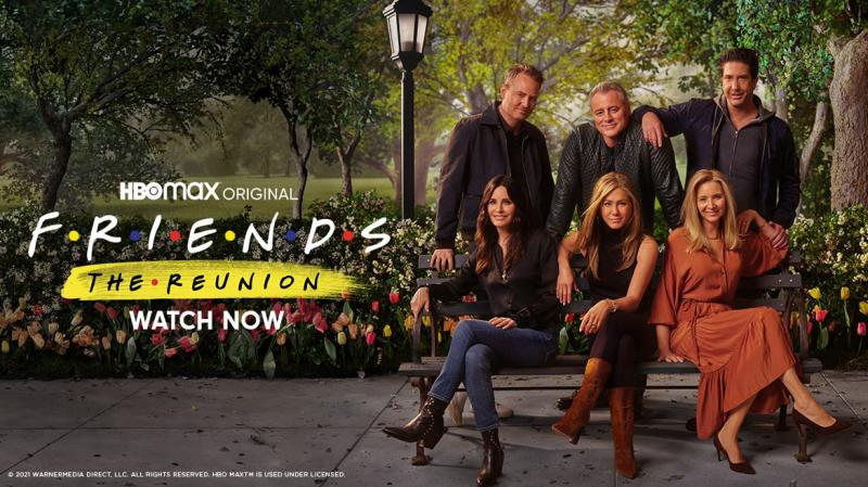 How to watch 'Friends: The Reunion' in Canada