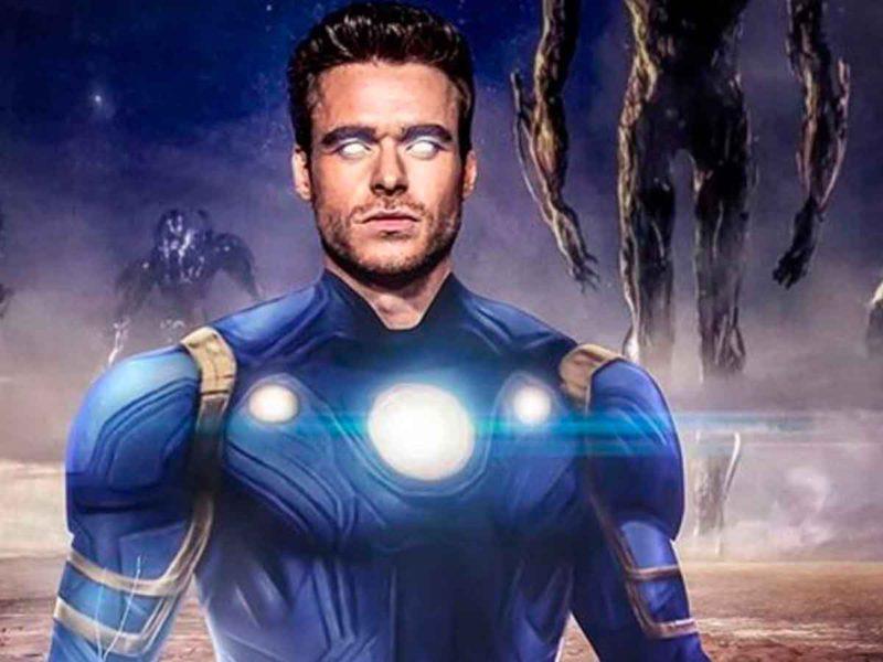 Los Eternos será lo nunca visto en Marvel Studios